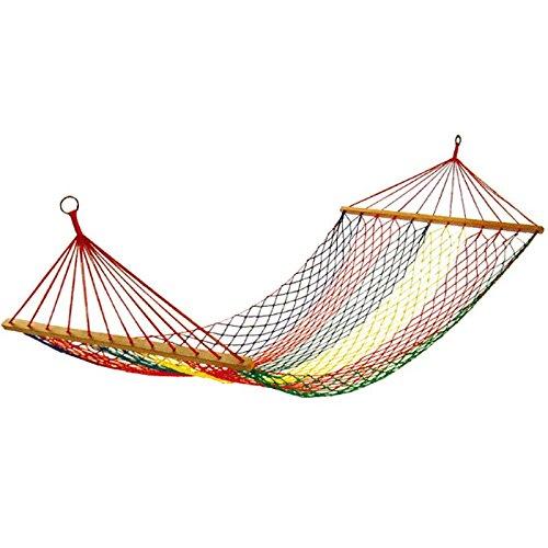 GJ Hammock- Dorm Room Mesh Bedroom Cradle Indoor Lazy Rocking Chair Swing