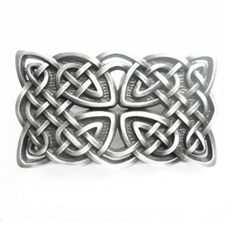 Celtic Knot Belt Buckle (Brand New)