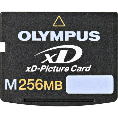 SanDisk SDXDM-256-A10 256 MB xDM Picture Card (Retail Package) by SanDisk