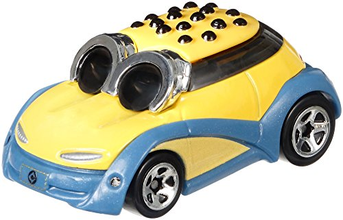Hot Wheels Minion Jerry Vehicle, 1:64 Scale (Hot Wheels Camera Car)