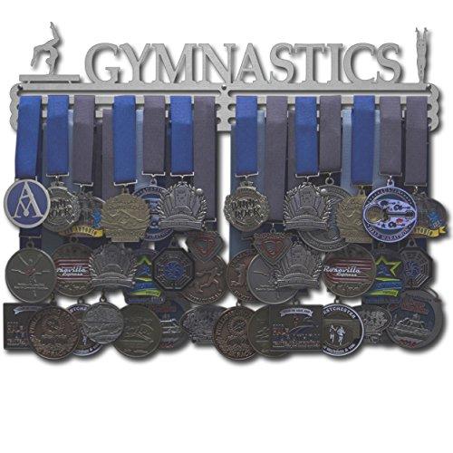 Allied Medal Hanger - Gymnastics - Female Figure (18