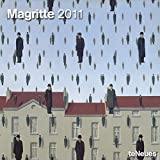 2011 Magritte Grid Calendar (Square Wall Cal) by teNeues (2010-07-31) by