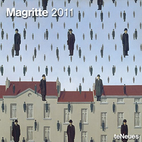 2011 Magritte Grid Calendar (Square Wall Cal) by teNeues (2010-07-31) by (Calendar)
