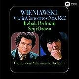 ヴィエニヤフスキ:ヴァイオリン協奏曲第1番&第2番