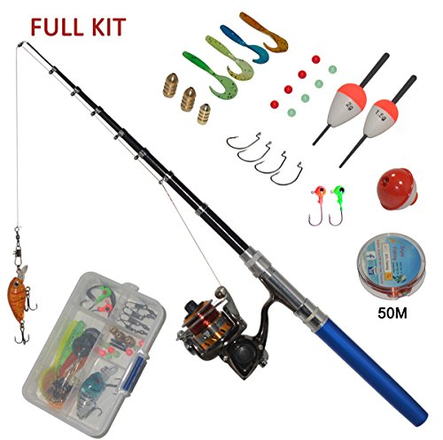 Free shipping carbon fiber pen fishing rods and spinning for How to get free fishing gear