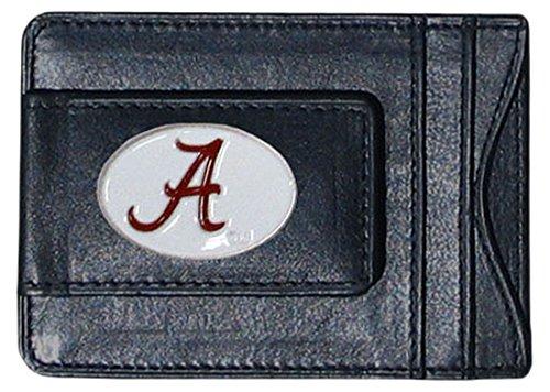 Alabama Money Clip - NCAA Alabama Crimson Tide Cash and Card Holder