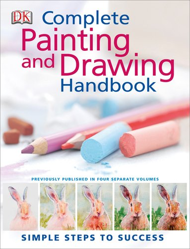 Complete Painting Drawing Handbook product image