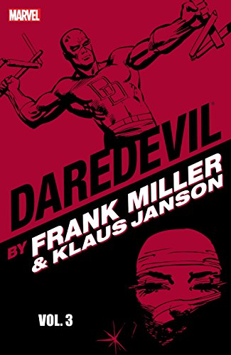 Daredevil by Frank Miller