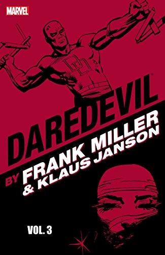 Daredevil by Frank Miller