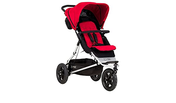 Mountain Buggy 2015 Plus One Inline Double Stroller with ...