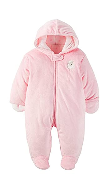 a5c211bd3 Child of Mine by Carters Baby Pram Faux Fur Boy and Girls Sizes (6-9 ...