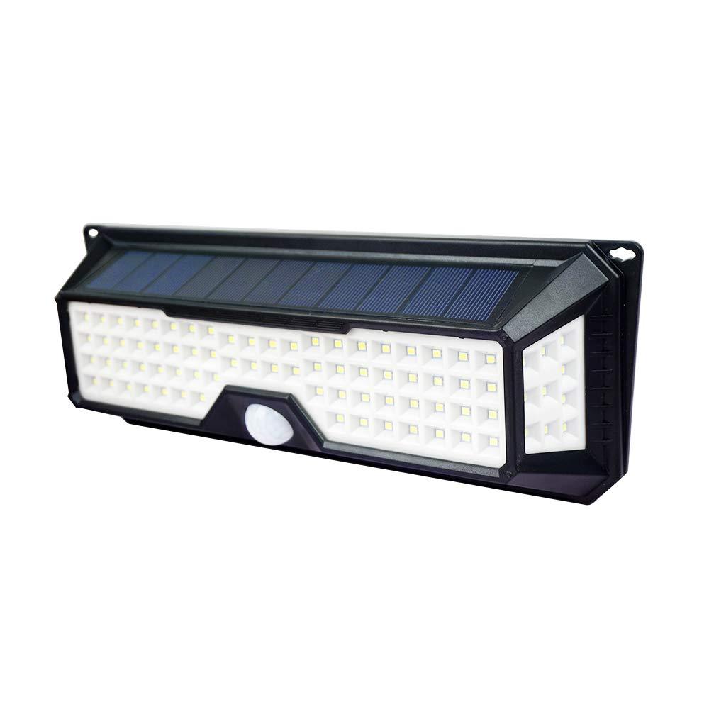 ECO LLC Solar Lights 136 LED Waterproof Outdoor Wall Lights Wireless Solar Motion Sensor Lights for Front Door,Backyard, Garage,Porch,Deck, Driveway(4 Pack) by ECO LLC (Image #6)