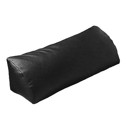 BAIKD-Pillow Almohada Lumbar Cómoda y Suave Cuero Triángulo ...