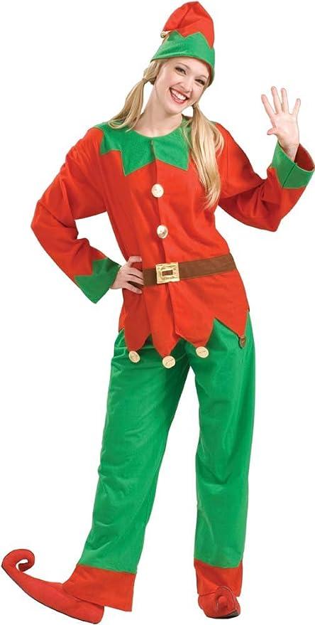 Amazon.com: Forum Novelties - Disfraz de elfo para mujer ...