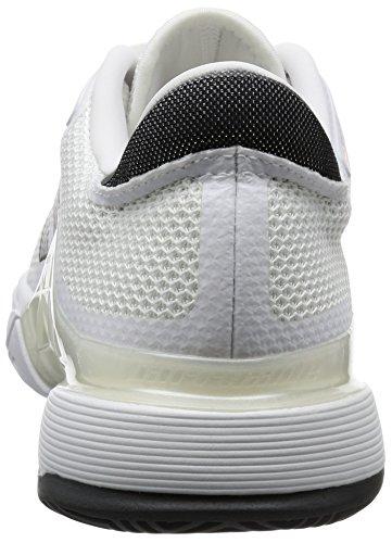 Zapatillas White de Blanco Hombre Barricade Ftwr Grey White Tenis adidas Ftwr Solid Dgh Para 2017 xzqBHwqZE