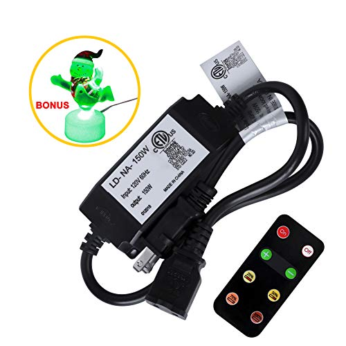 Outdoor Dimmer For String Lights in US - 9