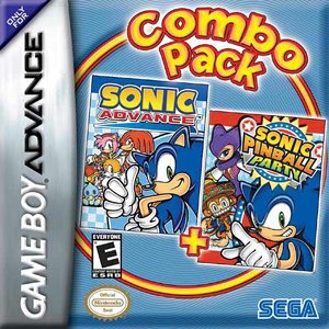 Sonic Advance & Sonic Pinball Party