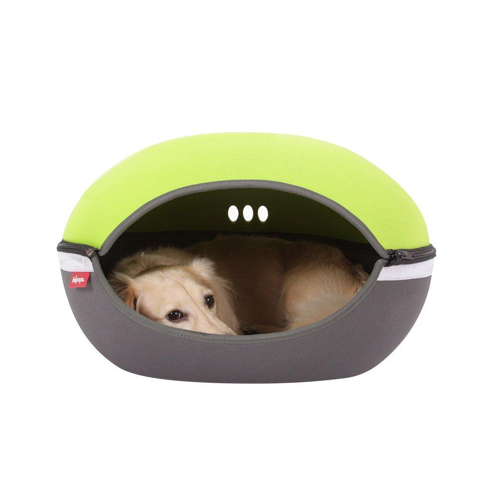 ibiyaya FB1308-G Little Arena Pet Bedding, Apple Green by ibiyaya