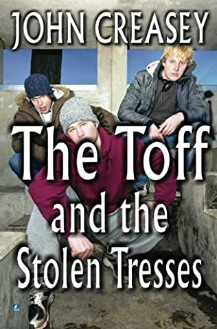 book cover of The Toff and the Stolen Tresses