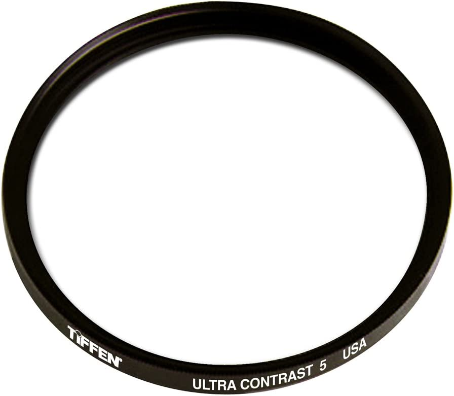 Tiffen 82UC5 82mm Ultra Contrast 5 Filter