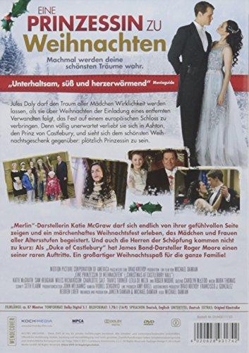 Eine Prinzessin Zu Weihnachten Amazon De Katie Mcgrath Sam