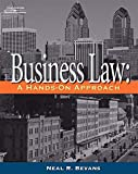 img - for Business Law: A Hands-On Approach book / textbook / text book
