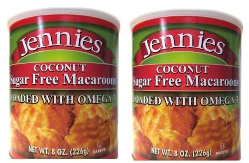 Jennies Macaroon Sf Omega Ccnut