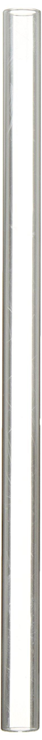 Kimble 897300-0000 Borosilicate Glass Disposable Grade Flat Bottom NMR Tubes without Caps, 0.394'' Diameter, 7'' Length (Case of 50)