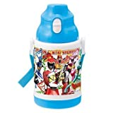 400ml 369374 water bottle cold drink beast power squadron Kyo Liu jar straight (japan import)