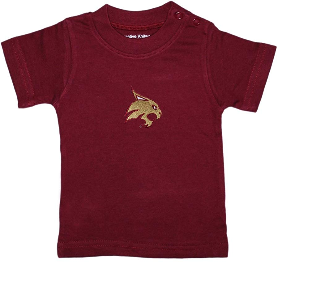 Texas State University Bobcats Baby and Toddler Short Sleeve T-Shirt