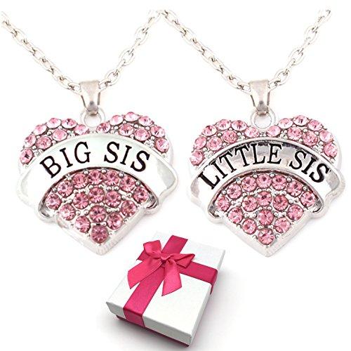 Elesa Miracle Crystal Heart shaped Necklace product image
