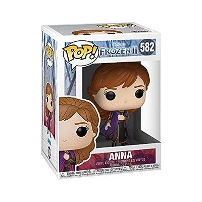 Funko Disney: Pop! Frozen 2 Collectors Set - Elsa, Anna, Olaf, Sven: Toys & Games