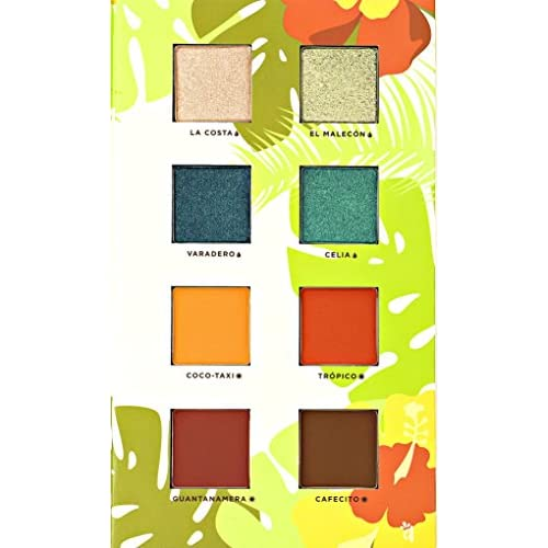 Wholesale Alamar Cosmetics Reina Del Caribe Vol.1 Palette free shipping