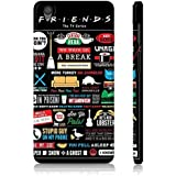 Amey Friends OnePlus X Case