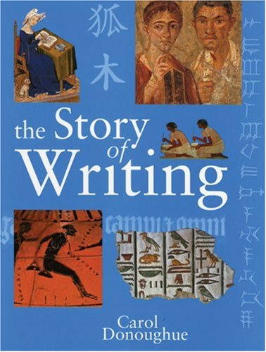 The Story of Writing by Firefly Books