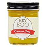 Premium Coconut Jam - Made in USA - Dairy Free - No Corn Syrup - Non GMO - Delicious, 10 oz (Original)