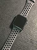 Apple Watch Series 3 Nike+ - GPS - Space Gray Aluminum Case with Anthracite/Black Nike Sport Band - 38mm