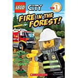 [Lego City Fire in the Forest!] (By: Samantha Brooke) [published: January, 2012]