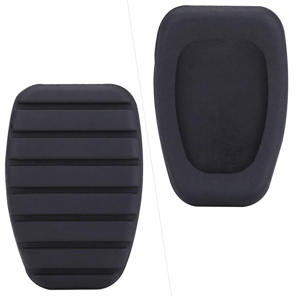 Clutch Pedal Rubber Cover Clutch Rubber Brake Pedal Rubber for CLIO SCENIC LAGUNA
