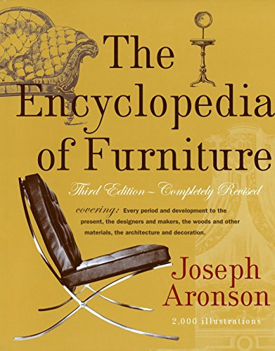 The encyclopedia of furniture: third edition completely revised.