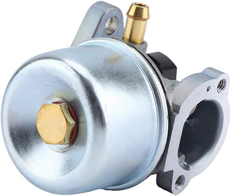 Fdit Accessori per Tosaerba Carburatore Motore carburatore Tagliaerba Accessori Utensili elettrici Briggs Stratton 497586 498170 799868 498254 497314