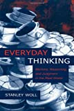 Everyday Cognition, Woll, Stanley, 0805814817