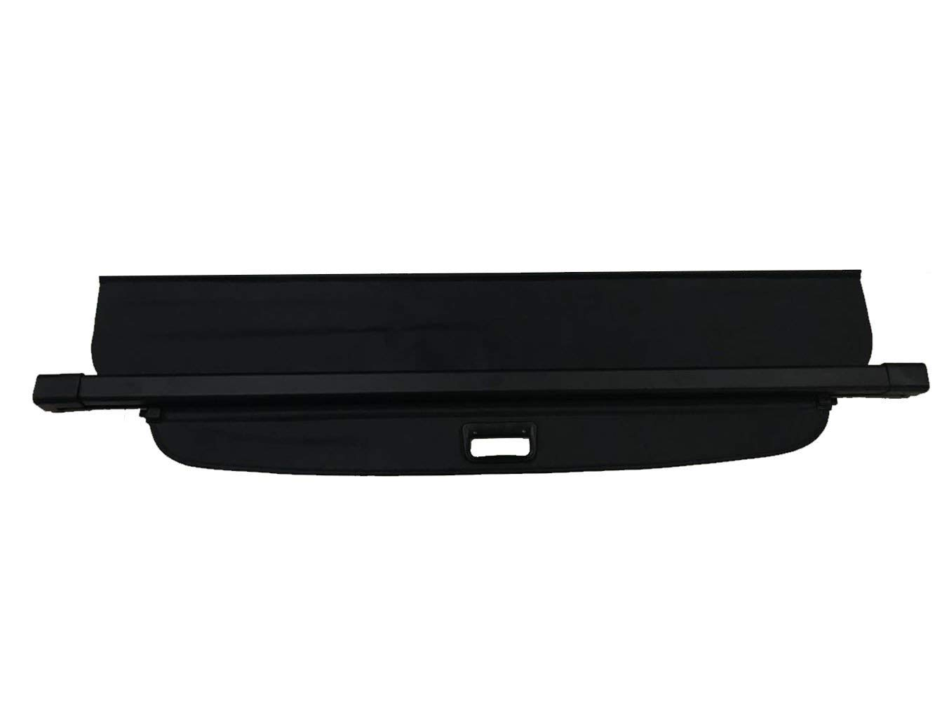 Cargo Cover Compatible for 13-18 Ford Escape Cargo Cover Trunk Shielding Shade Black by Kaungka (Updated Version:There is no Gap Between The Back Seats and The Trunk Cover) Guangzhou Kai-long Auto Accessories Ltd.