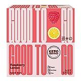 GOODTO GO Soft Baked Bars - Raspberry Lemon, 9 Pack