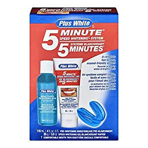 Plus White Whitening System 5 Minute Speed Original Flavor T