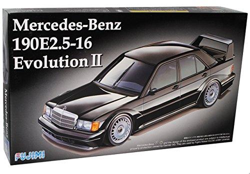 Mercedes-Benz C-Klasse W201 190E 2.5 16 Evolution II 1982-1993 Kit Bausatz 1/24 Fujimi Modell Auto Modell Auto