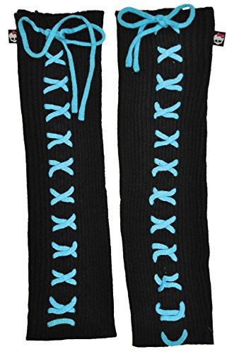 Criss Cross Monster High Creeperific Leg Warmer - Criss Cross Monster High Creeperific Leg