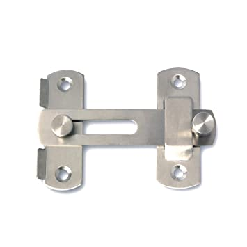 Amazon Alise Ms9001 Stainless Steel Gate Latches Pet Gate Latch
