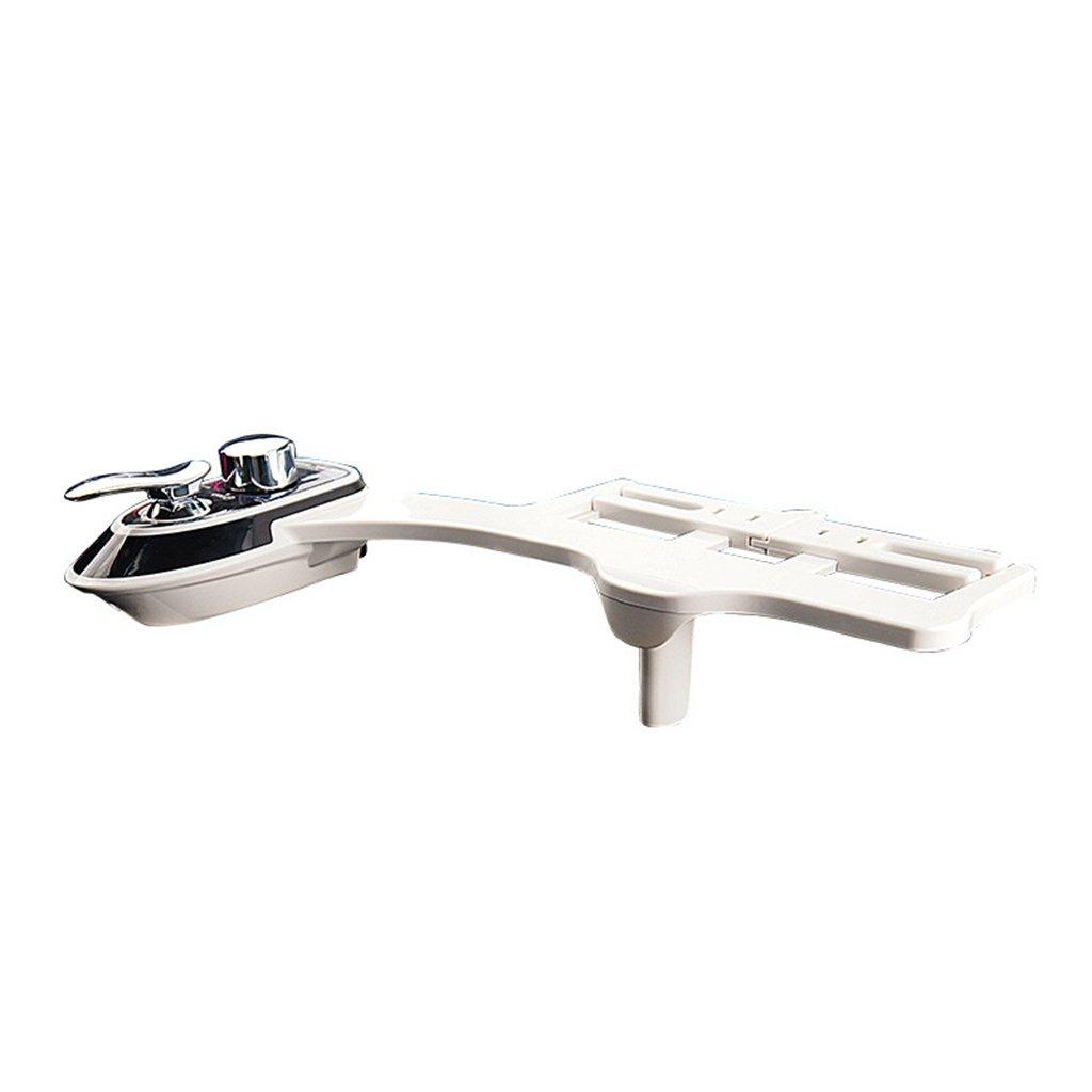 インテリジェントトイレ蓋ボディクリーナー女性クリーナー調整可能な水圧MAG.AL(XY-1640)   B07FK8GNTX