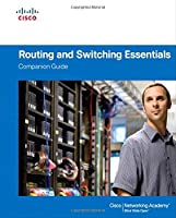 Routing and Switching Essentials Companion Guide Front Cover
